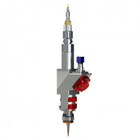 Precision Drilling Fiber Laser Head